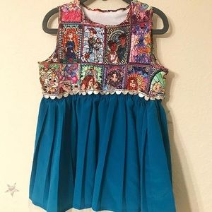 Other - Disney Stained Glass Dress Custom